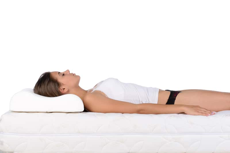 Sleeping off Pain, health benefits of memory foam mattresses