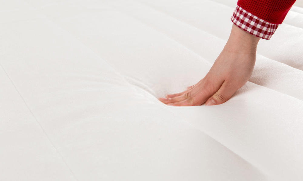 master memory foam 2 inch mattress topper
